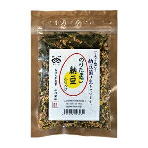 山口の味 佐川醤油店『のりたまご納豆ふりかけ』50g