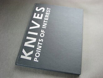 JIM WEYER photography collection of KNIVES - Points of Interest-I