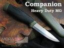 モーラ 12494 コンパニオン・ヘビーデューティーMG/カーボンスチール、グリーン,Morakniv FT01619 Companion Heavy Du…