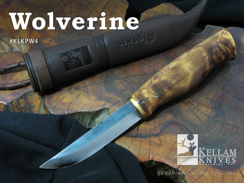 KELLAM/ケラム #KLKPW4 Wolverine/ウルヴァリン