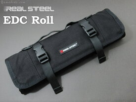 リアルスチール RS051 EDCロール ナイフケース,Real Steel knife pouch