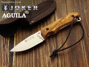 ジョーカー CO102 アギラ オリーブ ブッシュクラフトナイフ,Joker AGUILA OLIVE BUSHCRAFT KNIFE