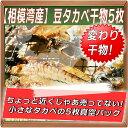 【相模湾産】豆タカベ干物5尾真空パック〜骨ごと食べられる、ホントに小さいタカベの干物!☆☆逸品です♪☆☆