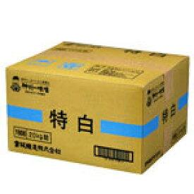 神州一 業務用みそ 特白 20kg 箱