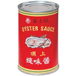富士食品 オイスターソース 450g 4号缶