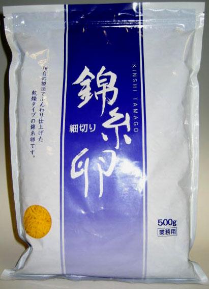 QP(キューピー)錦糸卵 クレープエッグ 細切り 500g