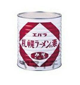 エバラ札幌ラーメンの素みそスープ1号缶
