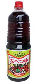 【鍋つゆ】キノエネ なべつゆ (8倍タイプ) 1.8L ペット