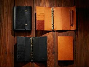 ノックス KNOX オーセン バイブルサイズ AUTHEN 日本製システム手帳 バインダー b6 カバー 革製品 本革