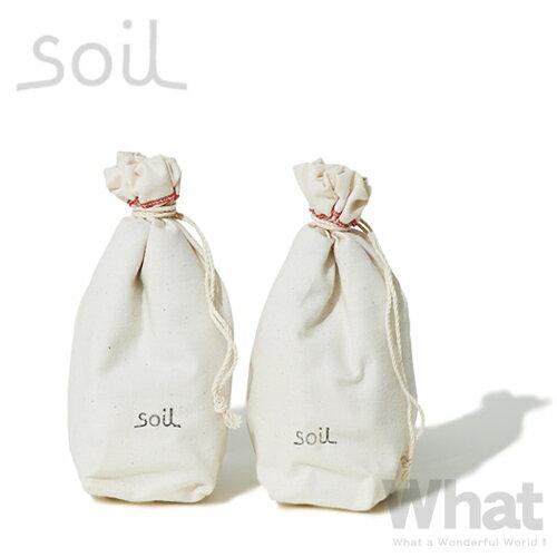 soil ドライングサック S 調湿剤 乾燥剤 脱臭剤 【珪藻土 吸湿剤 ソイル スニーカー 下駄箱 玄関 革靴 ハイヒール 靴】