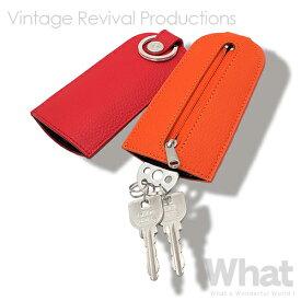 9218b60776a2 《全6色》Sliding Keys cloche スライディングキーズ クロシェ スライド式キーケース Vintage