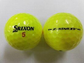 【Aランク】SRIXON Z-STAR XV 2017年 1球 プレミアムパッションイエロー【マーク・ネーム無】【中古】ロストボール ゴルフボール スリクソン ゼットスターエックスブイ