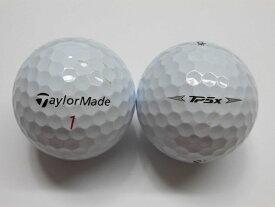 【Aランク】テーラーメイド 2019年 TP5X 1球【マーク・ネーム無】【中古】ロストボール ゴルフボール Taylor Made