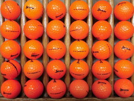 【Bランク】SRIXON Z-STAR XV 2017年 プレミアムパッションオレンジ 30球【中古】ロストボール ゴルフボール スリクソン ゼットスターエックスブイ【送料無料】【ラッキーシール対応】