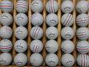 【Bランク】キャロウェイ 2019年 ERCソフト トリプルトラック ホワイト 30球【中古】ロストボール ゴルフボール ERCSOFT Callaway【送料無料】