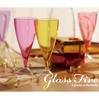 | made in Japan in the champagne glass set Glass Five glass five 170 ml TW-3712 beginning made of industrial try tongue heat resistance resin The glass wineglass rain jacket bridge rain jacket bridge which is not broken which is not broken