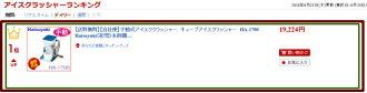 手動撲克制冰機多維資料集冰破碎機醫管局-1700 Hatsuyuki (第一次雪) 冰切割機中部公司 ☆。