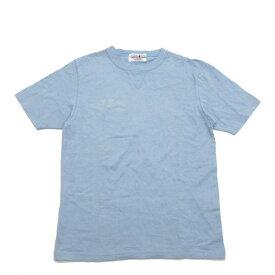 キャプテンサンタ/CaptainSanta 無地 半袖Tシャツ◆【M】水色【中古】