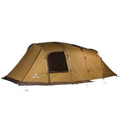snowpeakスノーピークエントリー2ルームエルフィールドTP-880アウトドアギアキャンプ4キャンプ用テントタープオールシーズンタイプ四人用(4人用)ブラウンベランピングおうちキャンプ
