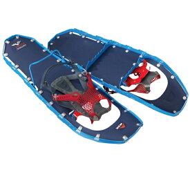 MSR エムエスアール ライトニングアッセント コバルトブルー 25インチ 40003アウトドアギア 登山 トレッキング スノーシュー
