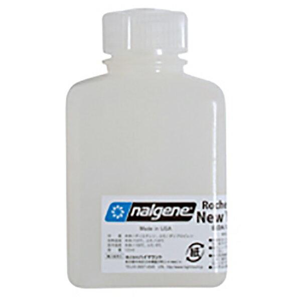 NALGENE ナルゲン 広口長方形ボトル125ml 90204ホワイト