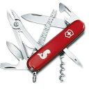 Victorinox Swiss Army ビクトリノックス アングラー RD 64961アウトドアギア ツールナイフ マルチツール 十徳ナイフ レッド