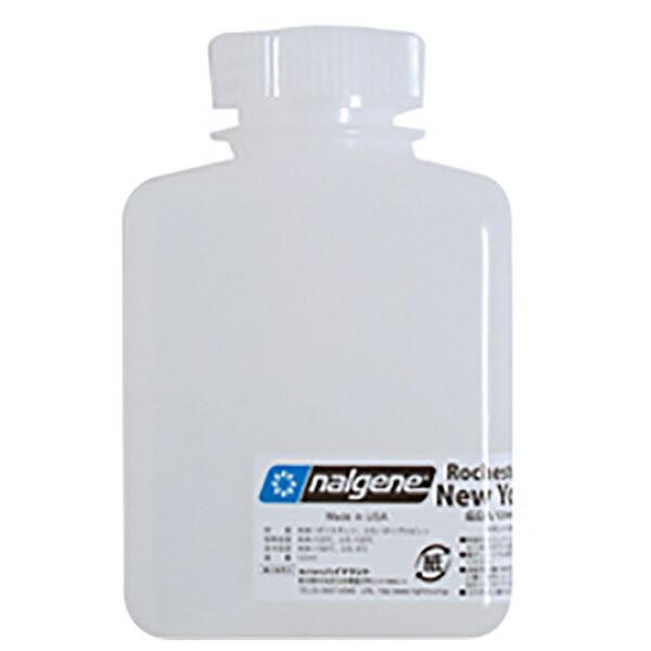 NALGENE ナルゲン 広口長方形ボトル250ml 90208ホワイト