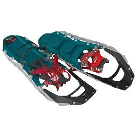 MSR エムエスアール REVOアッセント女性用 ダークシアン 22インチ 40015アウトドアギア 登山 トレッキング スノーシュー ブルー 女性用