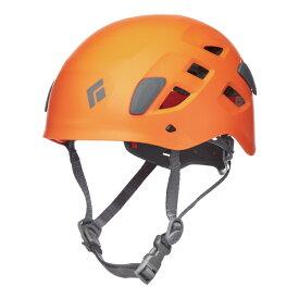 Black Diamond ブラックダイヤモンド ハーフドーム/BDオレンジ/S/M BD12012001004アウトドアギア 登山 トレッキング ヘルメット オレンジ おうちキャンプ