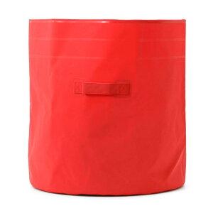 【エントリーでポイント最大10倍!】HIGHTIDE ハイタイド タープバッグ ラウンド L /レッド EZ021REアウトドアギア ドライバッグ 防水バッグ・マップケース アウトドア トートバッグ レッド ベラ