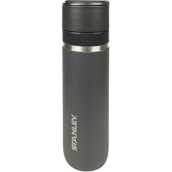 STANLEY スタンレー ゴーシリーズセラミバック 真空ボトル0.7L/チャコールグレー 03108-019グレー