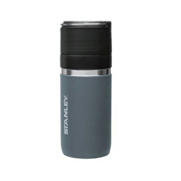 STANLEY スタンレー ゴーシリーズ セラミバック 真空ボトル 0.47L/チャコールグレー 03107-014グレー