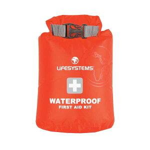 LIFESYSTEMS ライフシステム ファーストエイドドライバッグ 2L L27120アウトドアギア 非常・防災用バッグ 防災用品 防災 防災関連グッズ 防災セット 非常用持ちだし袋 レッド ベランピング おう