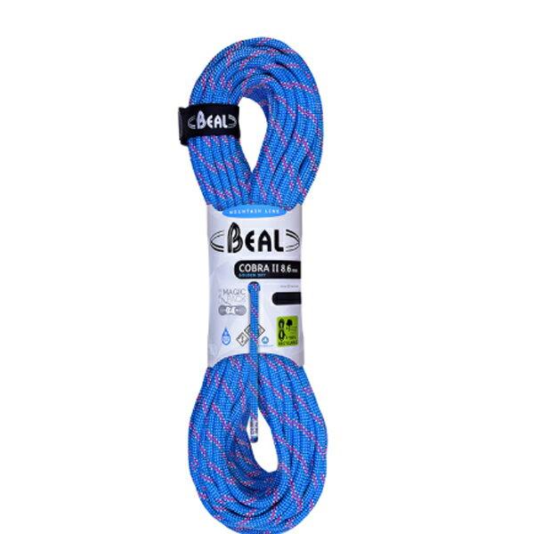 BEAL ベアール 8.6mm コブラ2 ユニコア 50m/ブルー BE11028ブルー