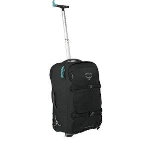 【エントリーでポイント最大5倍!】OSPREY オスプレー フェアビューウィール 36/ブラック OS55138アウトドアギア キャスターバッグ トラベル・ビジネスバッグ スーツケース キャリーバッグ ブ