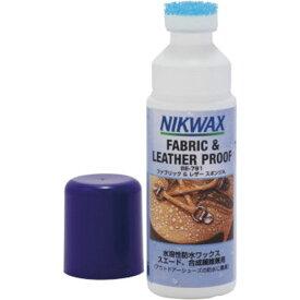NIKWAX ニクワックス ファブリック&レザースポンジA. EBE791アウトドアギア 撥水剤 スポーツ アウトドア ベランピング おうちキャンプ