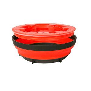 SEA TO SUMMIT シートゥーサミット X-シール & ゴー/レッド/XL ST84004002アウトドアギア フードコンテナ 水筒 弁当箱 レッド おうちキャンプ