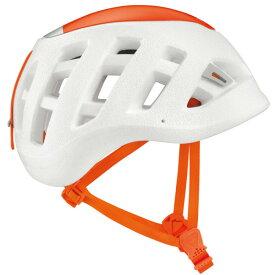 PETZL ペツル シロッコ ホワイト M/L A073AA01アウトドアギア 登山 トレッキング ヘルメット ホワイト ベランピング おうちキャンプ