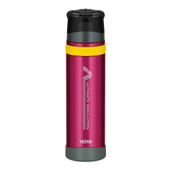 THERMOSサーモス「山専ボトル」ステンレスボトル/0.9L/バーガンディーBGDFFX-900山専用ボトルアウトドアギア保温・保冷ボトル水筒マグボトル山専用ボトル
