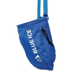 blue ice ブルーアイス センダーチョークバッグ/ターキッシュブルー 100210アウトドアギア チョークバッグ・ロープバッグ アウトドア ブルー ベランピング おうちキャンプ