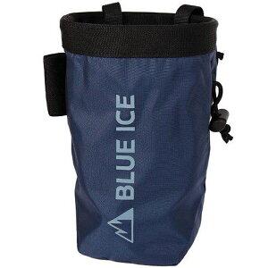 blue ice ブルーアイス セイバーチョークバッグ/ブルーサファイア 100209アウトドアギア チョークバッグ・ロープバッグ アウトドア ブルー ベランピング おうちキャンプ