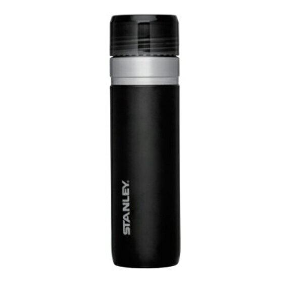 STANLEY スタンレー ゴーシリーズ 真空ボトル0.7L/マットブラック 03044-011ブラック
