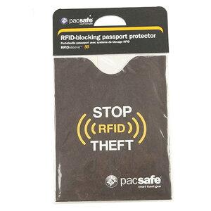 pacsafe パックセーフ Pacsafe RFIDセーフ Sleeve 50 12970136アウトドアギア パスポートケース ポーチ、小物バッグ 手芸 旅行用品 旅行 セキュリティポーチ おうちキャンプ