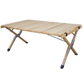 curiace(キュリアス) ロールトップテーブル100 RT10060アウトドアギア ロールテーブル レジャーシート おうちキャンプ
