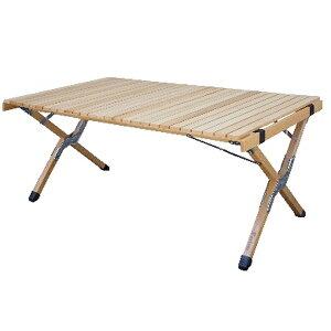 curiace(キュリアス) ロールトップテーブル100 RT10060アウトドアギア ロールテーブル レジャーシート ベランピング おうちキャンプ