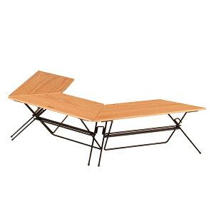HangOut(ハングアウト) アーチテーブル Wood Top FRT-7030WDアウトドアギア テーブルセット レジャーシート テーブル ベランピング おうちキャンプ