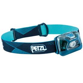 PETZL ペツル ティカ ブルー E093FA01アウトドアギア LEDタイプ ランタン ヘッドライト ブルー ベランピング おうちキャンプ