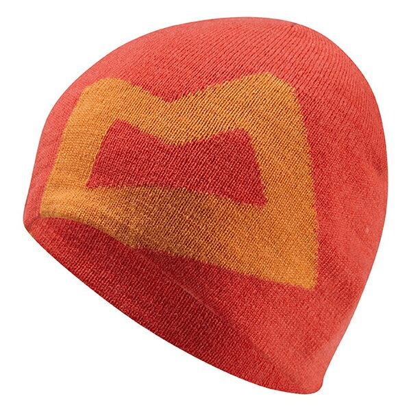 MOUNTAIN EQUIPMENT(マウンテン・イクィップメント) Branded Knitted Beanie/カーディナルORG 411079オレンジ 帽子 メンズウェア ウェア ウェアアクセサリー キャップ・ハット アウトドアウェア