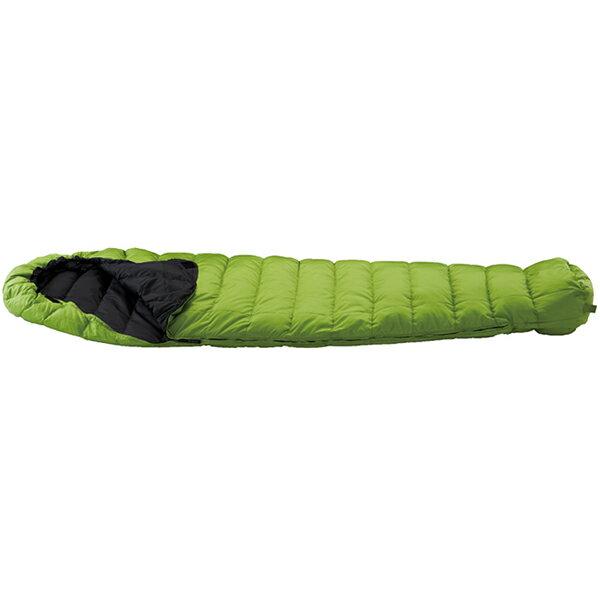 ISUKA(イスカ) チロル X/フレッシュグリーン 137830マミー型 シュラフ キャンプ用寝具 マミーサマー アウトドアギア