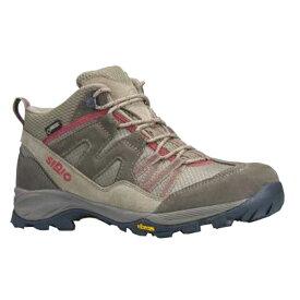 SIRIO シリオ P.F.156-2/SND/22.5cm PF156-2アウトドアギア ハイキング用 トレッキングシューズ トレッキング 靴 ブーツ グレー 女性用 おうちキャンプ